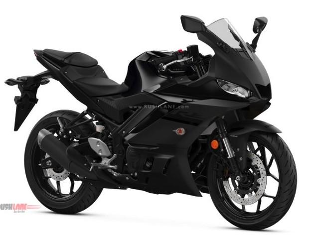 2020 Yamaha R3 unveiled – Gets all black colour scheme