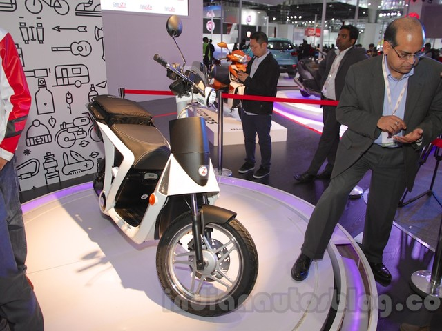 Mahindra GenZe electric scooters India bound – Report
