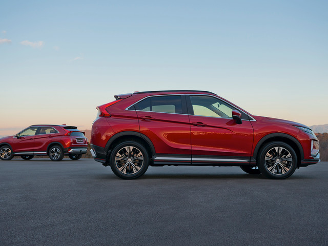 New Mitsubishi Eclipse Cross SUV costs from £21,275