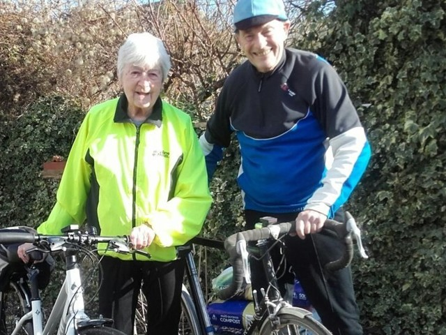This Couple Found Love Through Cycling And Are Still Biking Together 60 Years On