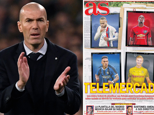 Real Madrid chiefs make Pogba No1 transfer target and think Man Utd will have to sell £90m ace on cheap post-coronavirus