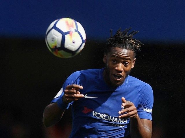 Michy Batshuayi reflects on his Champions League debut with Chelsea