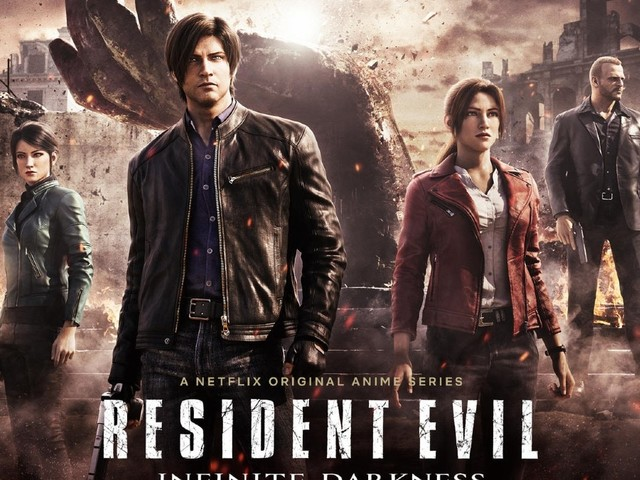 'Resident Evil: Infinite Darkness': Yes, Zombies Are Still Very Dangerous in Gory New Trailer (Video)
