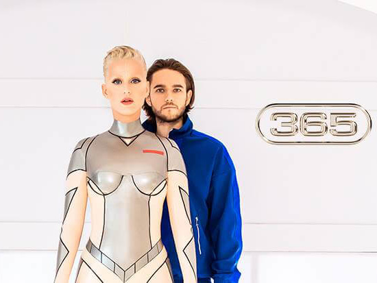 """Katy Perry & Zedd Head To The Future On """"365"""" Remix Package"""