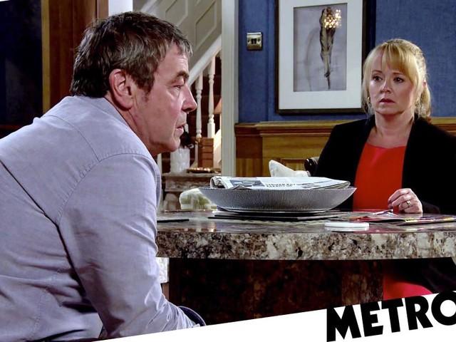 Coronation Street spoilers: Johnny and Jenny Connor split as he reveals his darkest secret?