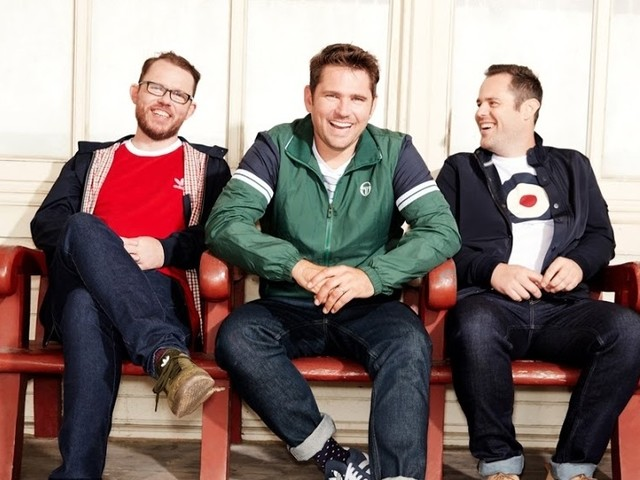 Scouting for Girls | Easy Cover and all this hits tour