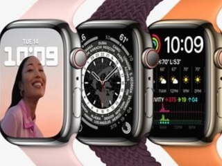 Apple Watch Series 7 Begins Shipping to Customers