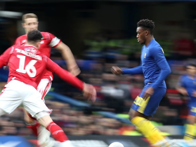 Hudson-Odoi answers challenge, repays faith with latest FA Cup star turn