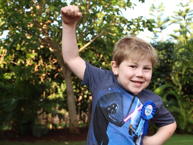 Oxford Dictionaries sends video message to B.C. boy who invented word