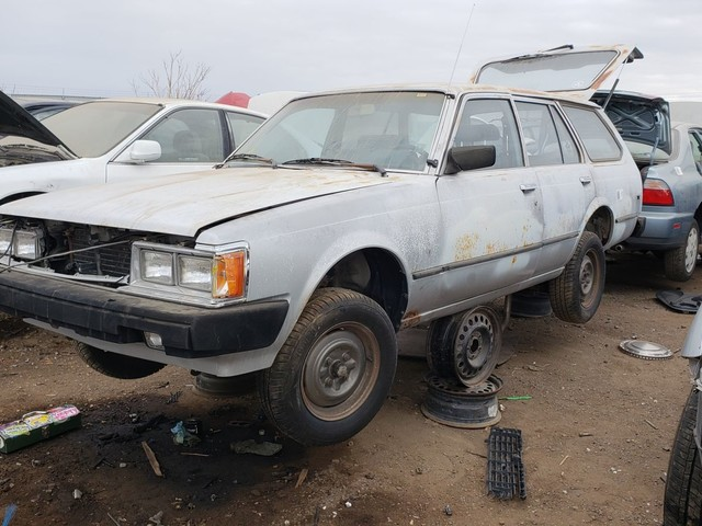 Junkyard Find: 1981 Toyota Corona Wagon