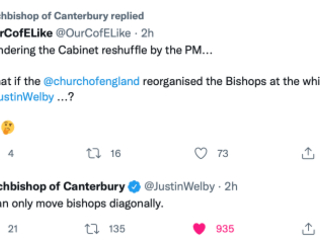 Law and religion round-up – 19th September