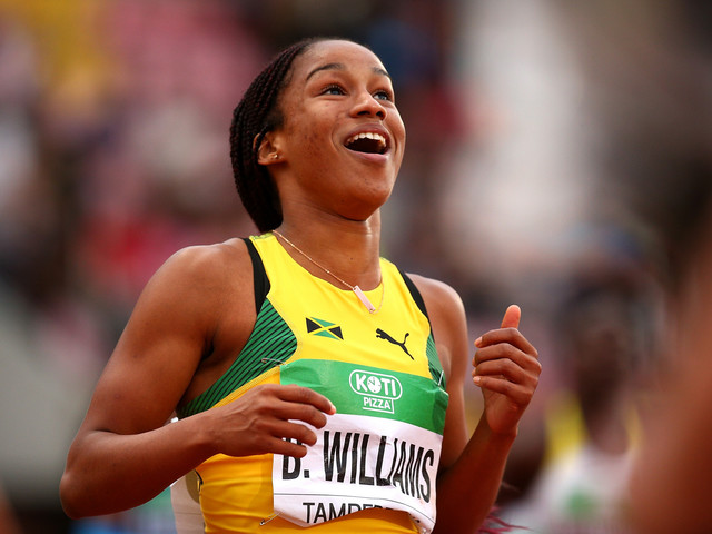 Jamaica select Williams in IAAF World Championship team despite ongoing drugs case