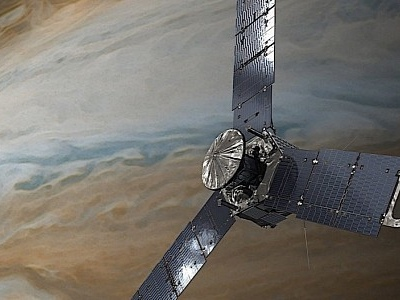 NASA Juno Spacecraft to Get Closer Than Ever to Jupiter's Largest Moon