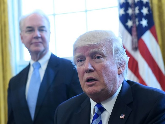 HHS Secretary Tom Price constantly flying by charter jet is a 'misuse of taxpayer funding'