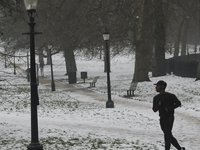UK Weather: Met Office Forecast 'Shock To The System' With Snow On The Way