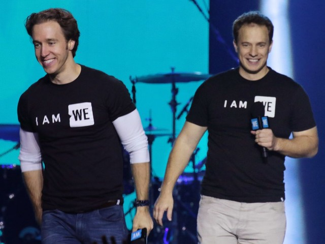 'Caring is cool': Craig and Marc Kielburger have always had a knack for saying the nicest things