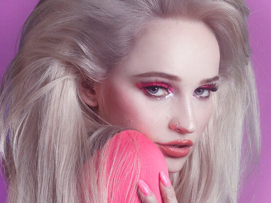 "Another Bop! Kim Petras & Lil Aaron Team Up For ""Faded"""
