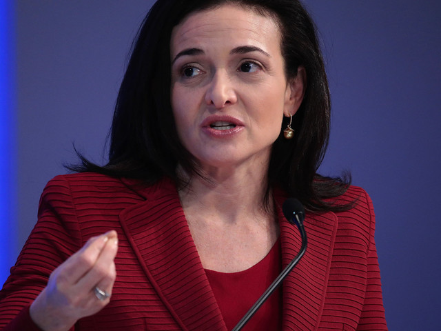 Why Sheryl Sandberg Decided To Speak Openly About Losing Her Husband