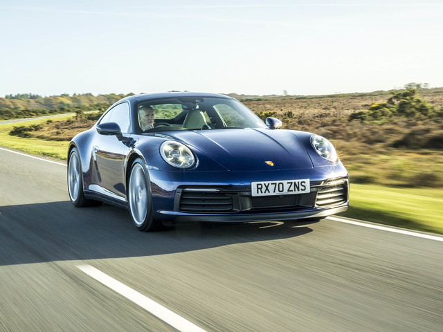 Top 10 sports cars 2019