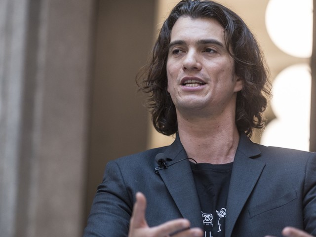 There are 6 billion very good reasons for WeWork to go public this year, despite the fact that Wall Street doesn't want it