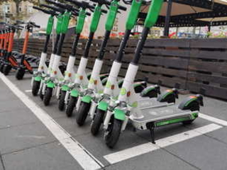 Rental e-scooters to be made legal on UK roads from Saturday