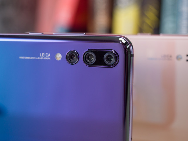 Huawei P20 Pro to get super slow-mo video recording, other camera improvements in upcoming update