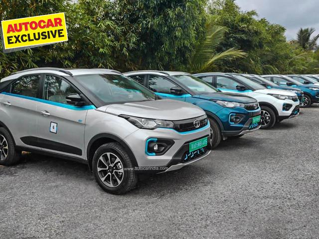 Over 400 Tata Nexon EV deliveries held up in Maharashtra