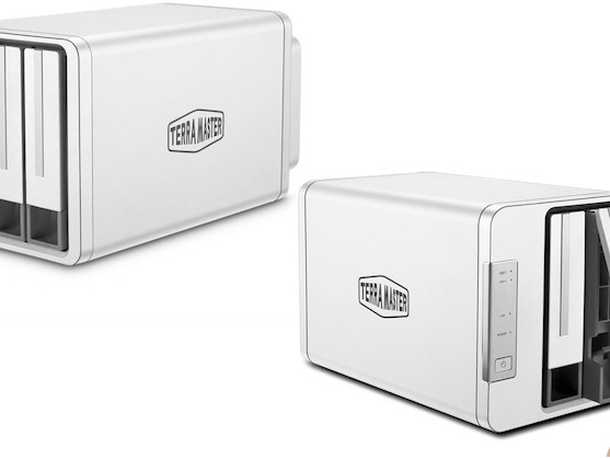 TerraMaster F2-210 2-Bay Personal Cloud NAS Released