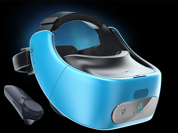 HTC Announces Standalone Vive Focus with 6DoF Tracking, Cancels Daydream VR Headsets