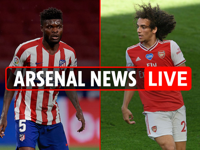 10pm Arsenal news LIVE: Partey quick transfer, Nketiah banned for derby, Upamecano cut price deal, Guendouzi latest