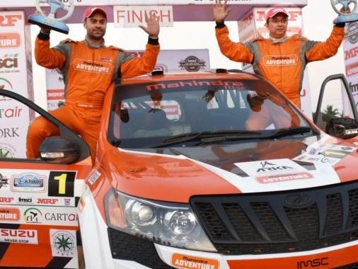 Gaurav Gill Clinches Fifth MRF FMSCI INRC Title