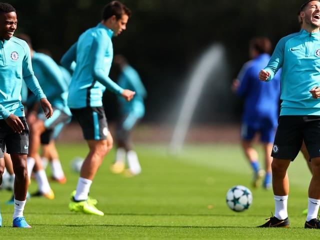 Conte confirms starts for Hazard, Musonda, Kenedy against Nottingham Forest