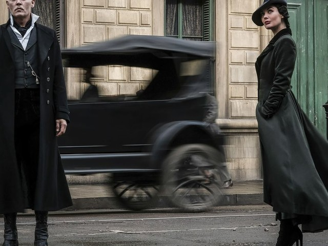Did you catch the one 'Harry Potter' actor who shows up in 'Fantastic Beasts: The Crimes of Grindelwald'?