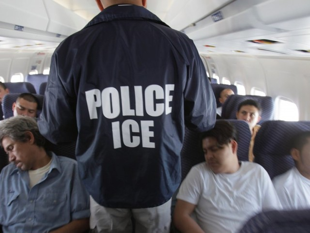 ICE canceled a large planned deportation operation due to Hurricanes Harvey and Irma