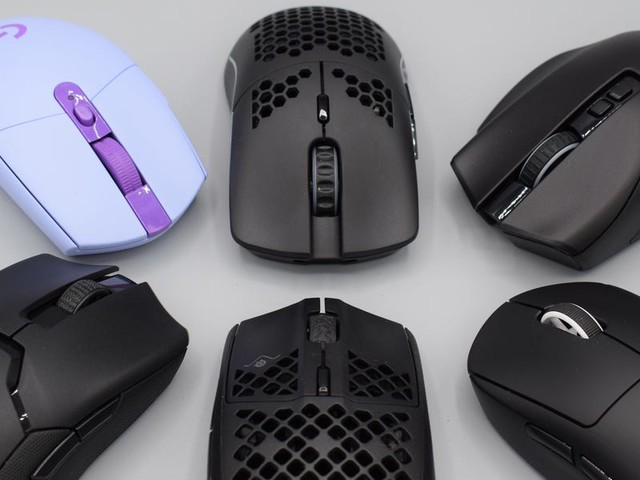 The 5 best gaming mice of 2021