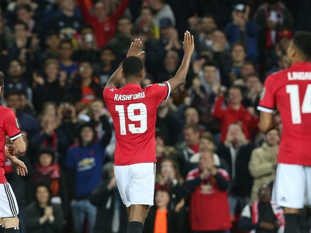 Manchester United 4-1 Burton: Rashford nets double in Old Trafford victory for Red Devils - 5 talking points
