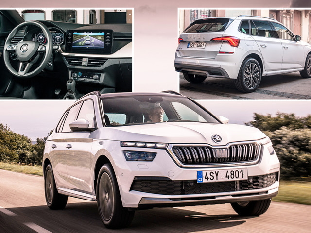 Skoda's Kamiq SUV is a real winner — they're stylish, spacious… and score highly in Scrabble