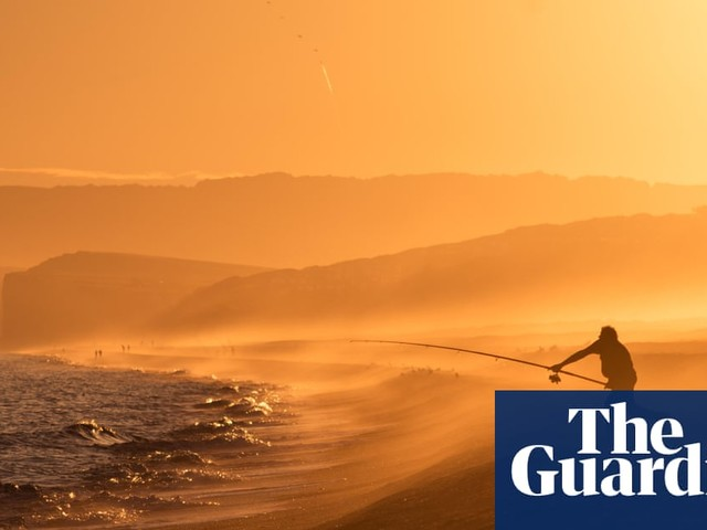 'Fishing is a form of meditation' – it's always been my escape