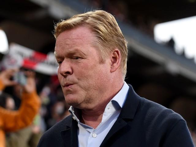 Manchester United fans make Solskjaer and Ronald Koeman comparison after Barcelona sacking