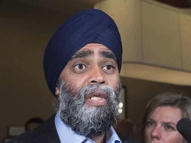 Canada won't be rushed into peacekeeping mission: Sajjan