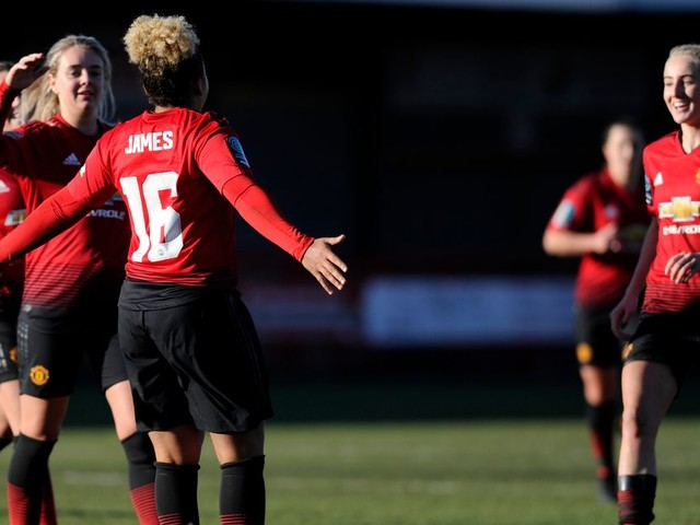 Manchester United Women vs London Bees LIVE score and goal updates from Women's FA Cup