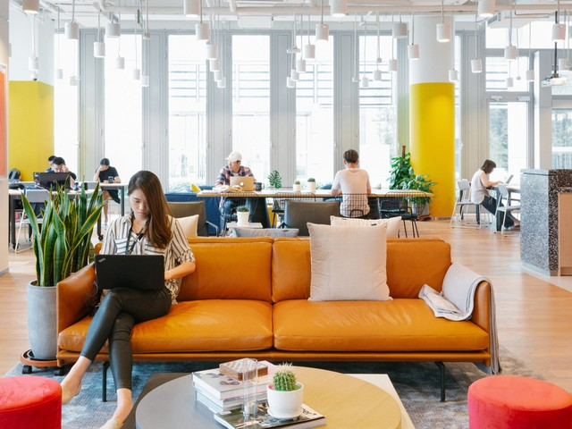 WeWork just filed to go public — Check out the company's journey from one SoHo building to a $47 billion valuation