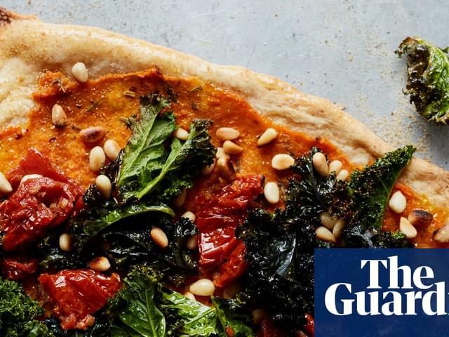 Anna Jones' squash and crispy kale pizza recipe   The Modern Cook