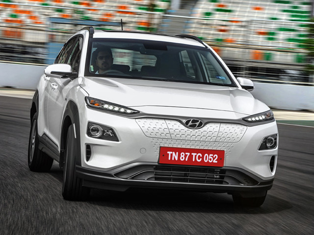 Review: 2019 Hyundai Kona Electric India review, test drive