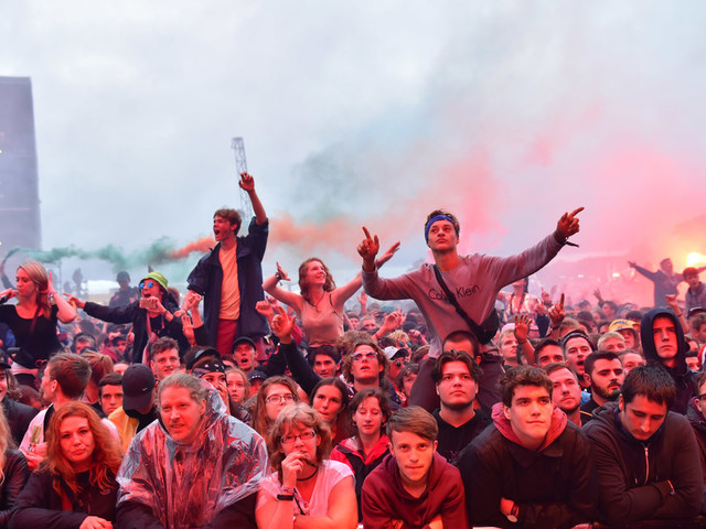 We Should Cheer, Not Sneer, At Reading Festival's Necessary Evolution