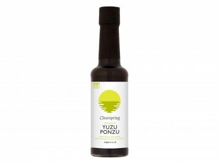 Vegan-Friendly Yuzu Sauces - The Cleaspring Organic Yuzu Ponzu Sauce is Flavorful and Complex (TrendHunter.com)