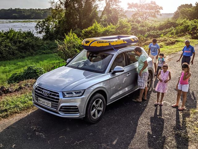 Go Goa Gone: A Road Trip in an Audi Q5