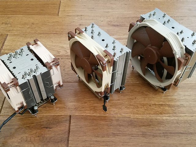 Air Versus Water Cooling on AMD Ryzen Threadripper With Noctua Coolers