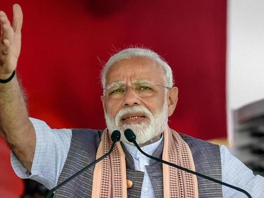 "Tax Raids Happening As Per Law, Not Part Of ""Political Vendetta"": PM Modi"