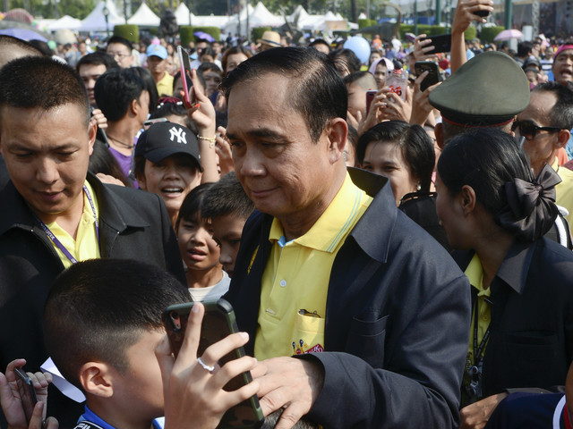 Why Thailand is facing its biggest pro-democracy protests in years